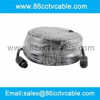 CVP-04: CCTV Camera 4 PIN DIN Video/Power Extension Cable